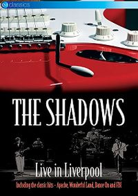 Cover The Shadows - Live In Liverpool [DVD]